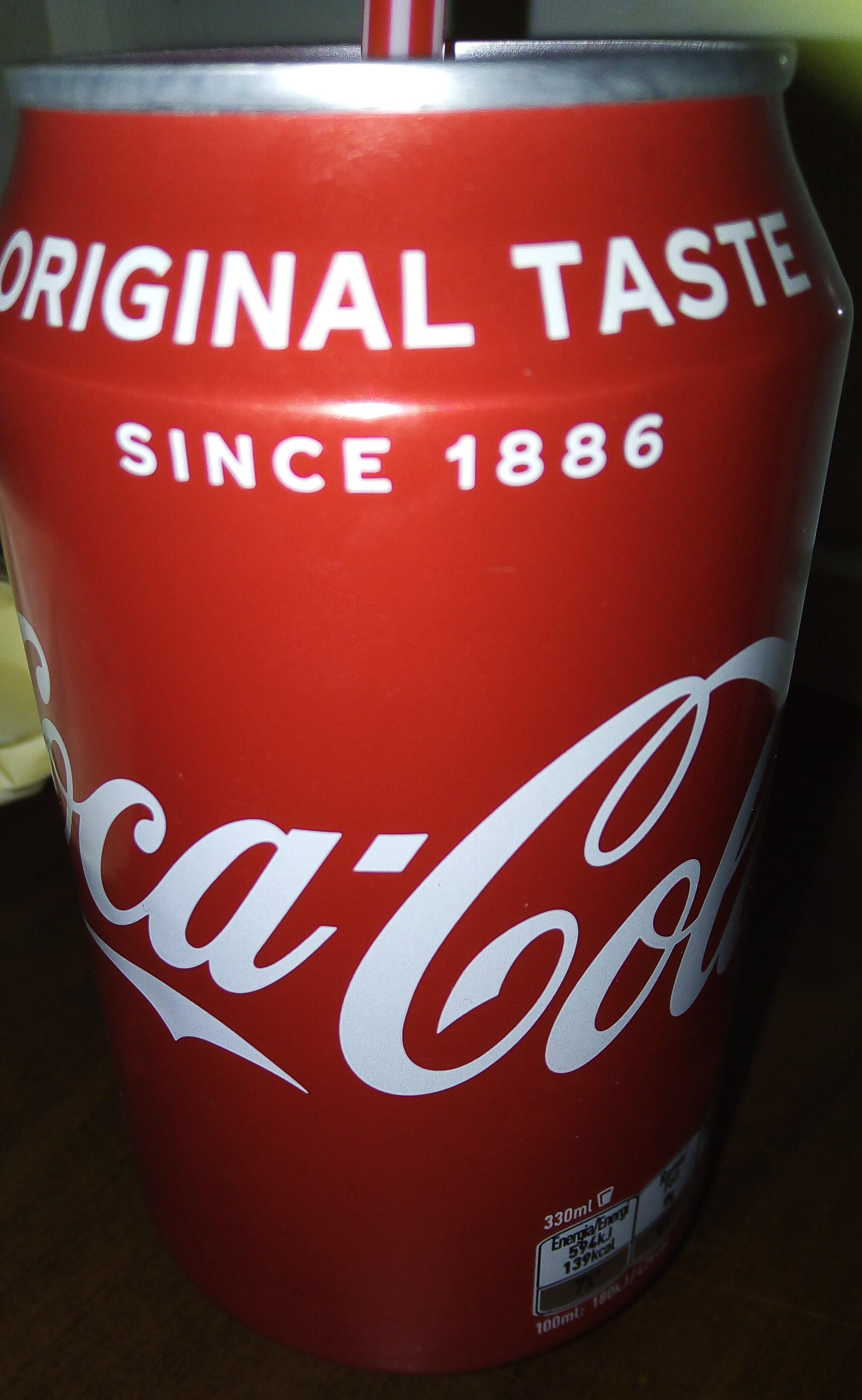 Coca-cola - Tuote - fi