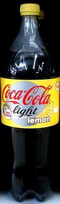 Coca Cola Light Lemon - Produit - fr