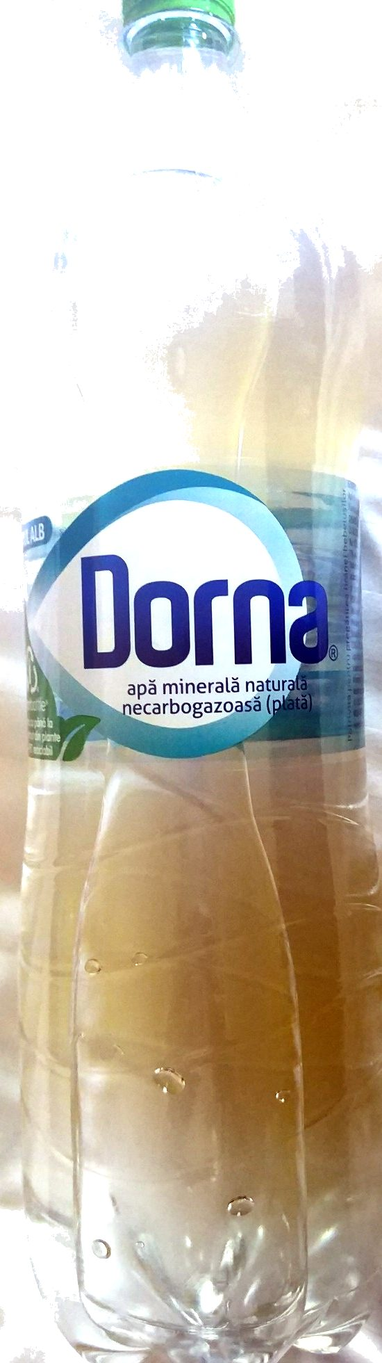 Dorna Apa Minerala Necarbogazoasa (plata) - Producto - ro
