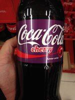 Coca Cola Cherry - Prodotto - fr