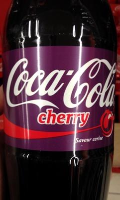 Coca Cola Cherry - Produit
