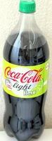Coca Cola light lime - Produit - fr