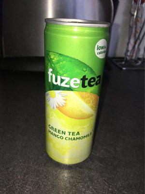 Green tea mango chamomile - Product