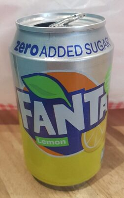 Fanta limon Zero - Producte