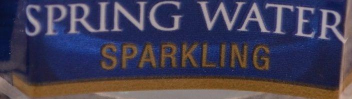 Sparkling Spring Water - Ingredients - en