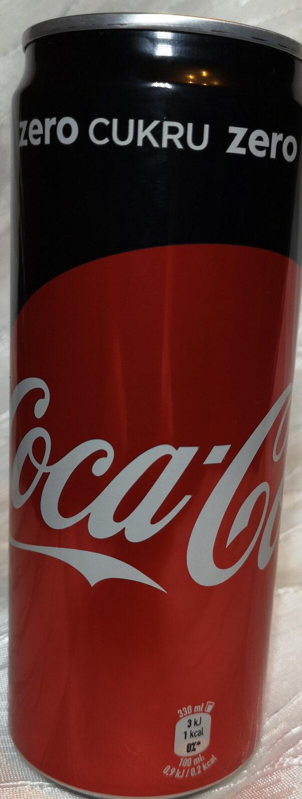 Coca-Cola Zero - Produkt - en