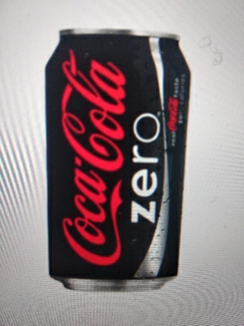 Coca cola zero - Producto - es