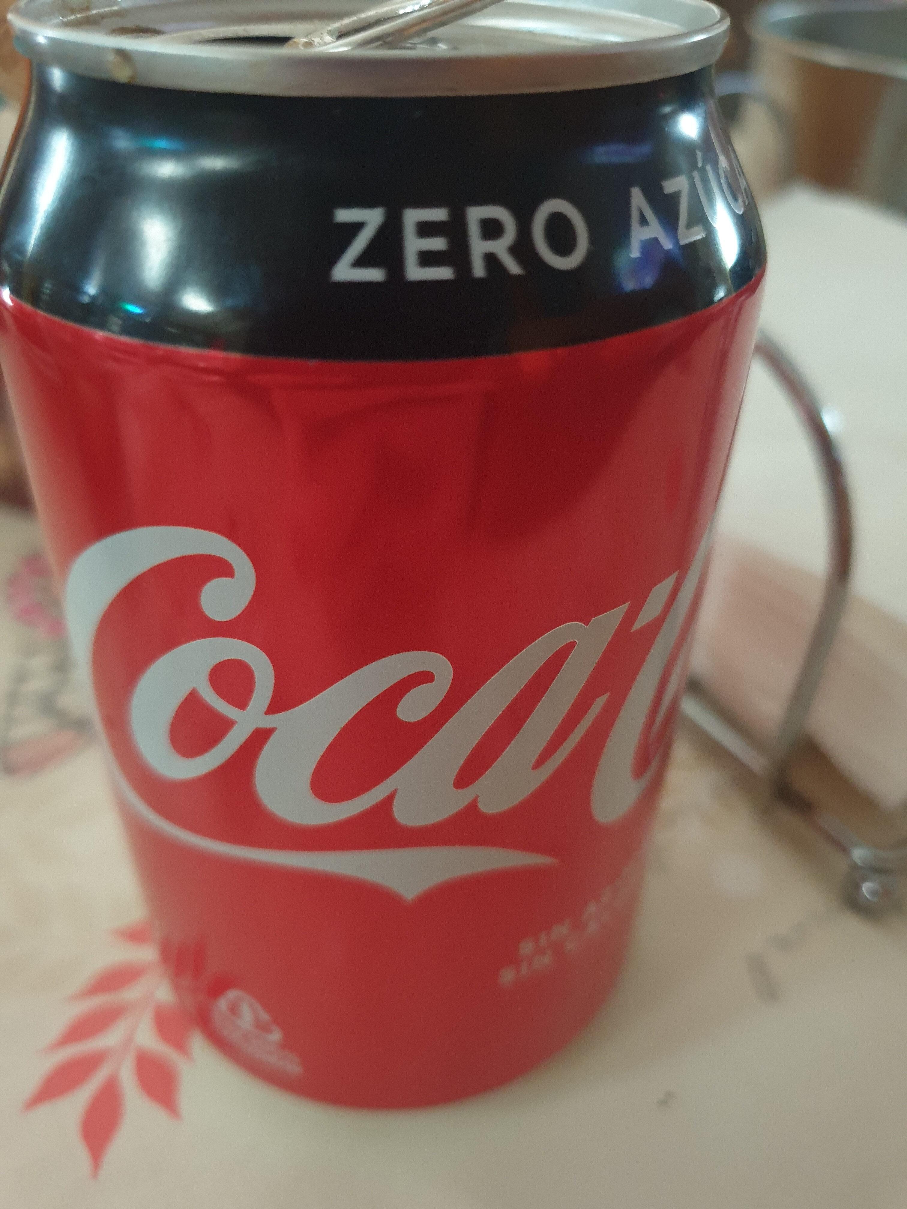 Coca-Cola Zero - Producto - es