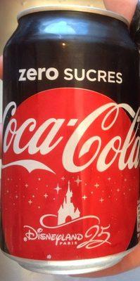 Coca Cola Zero - Producto