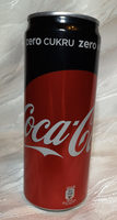 Coca-Cola Zero - Product - pl