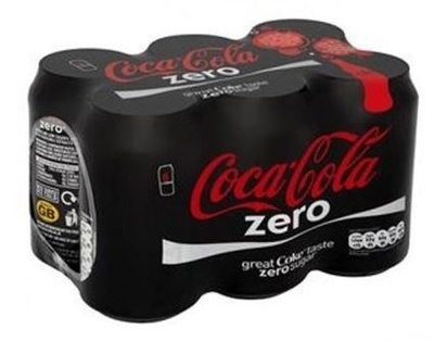 Coca Cola zero - Product - en