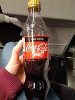 Coca-cola zéro - Produkt - de