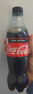 Coca-Cola Zero Sugar - Produit - fr