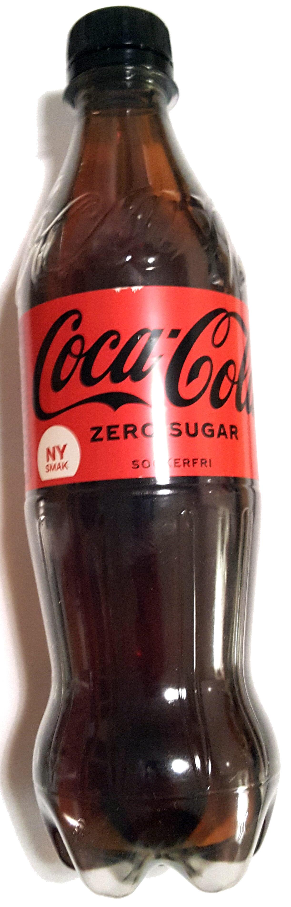 Coca-Cola Zero Sugar - Prodotto - sv