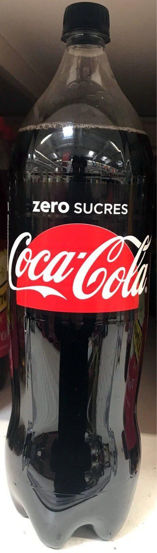 Coca-Cola zero azúcar - Product - es