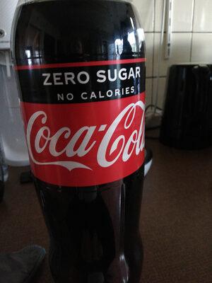 Coca-Cola Zero - Product - fr