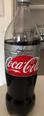 Coca light taste - Prodotto - fr