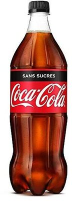 Coca Zéro - Product - fr