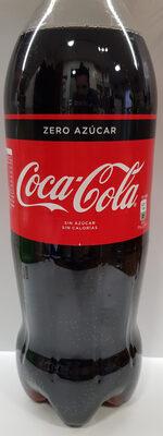 Coca-Cola Zero - Producto