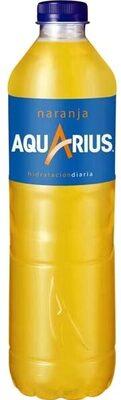 Aquarius Naranja - Producte