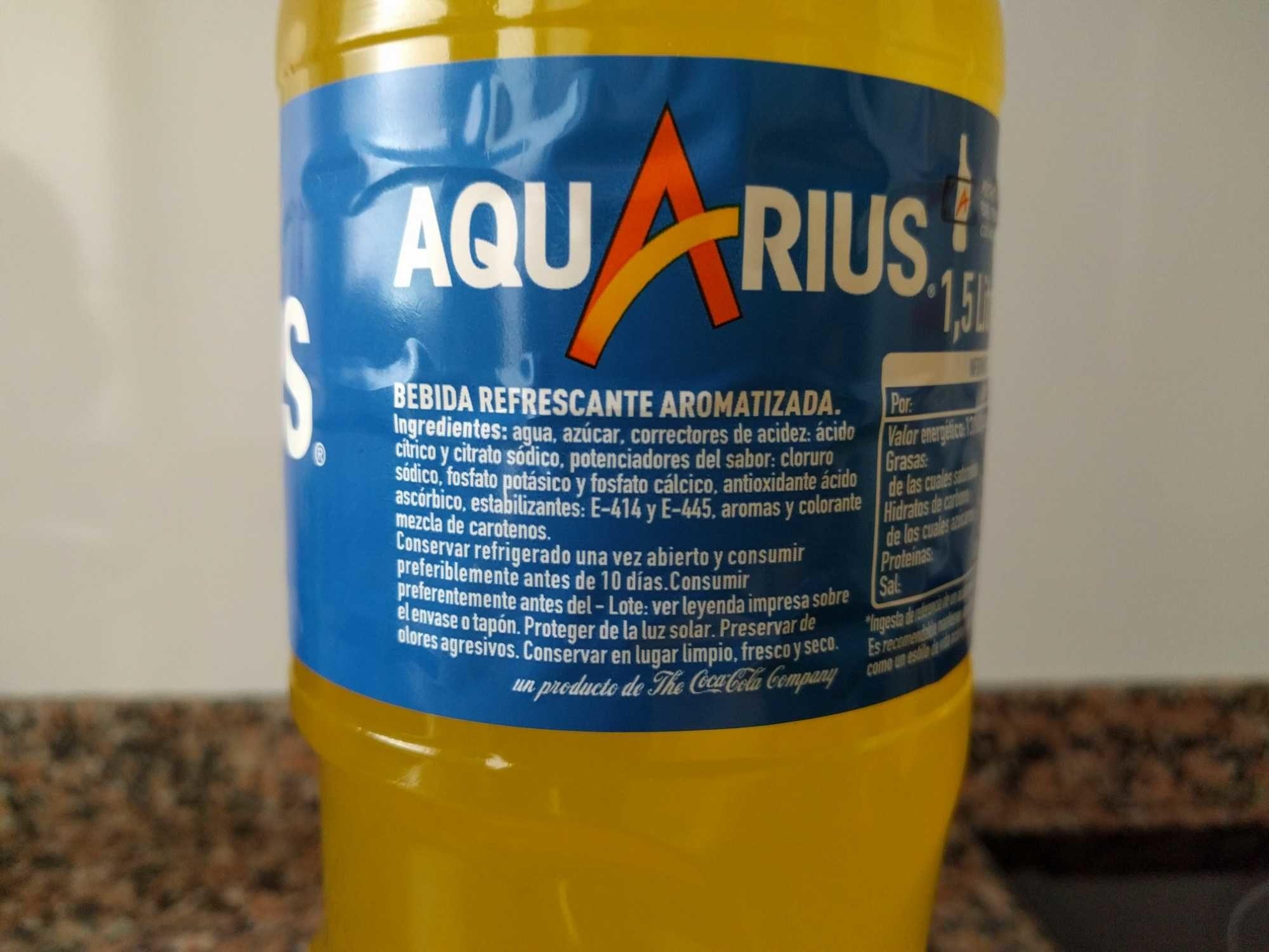 Aquarius Naranja - Produit - fr
