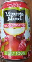 Rouge sensation - Product