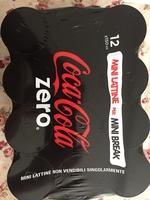 Coca-Cola Zero - Prodotto - fr