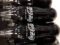 Coca Cola Zero cristal - Prodotto - fr