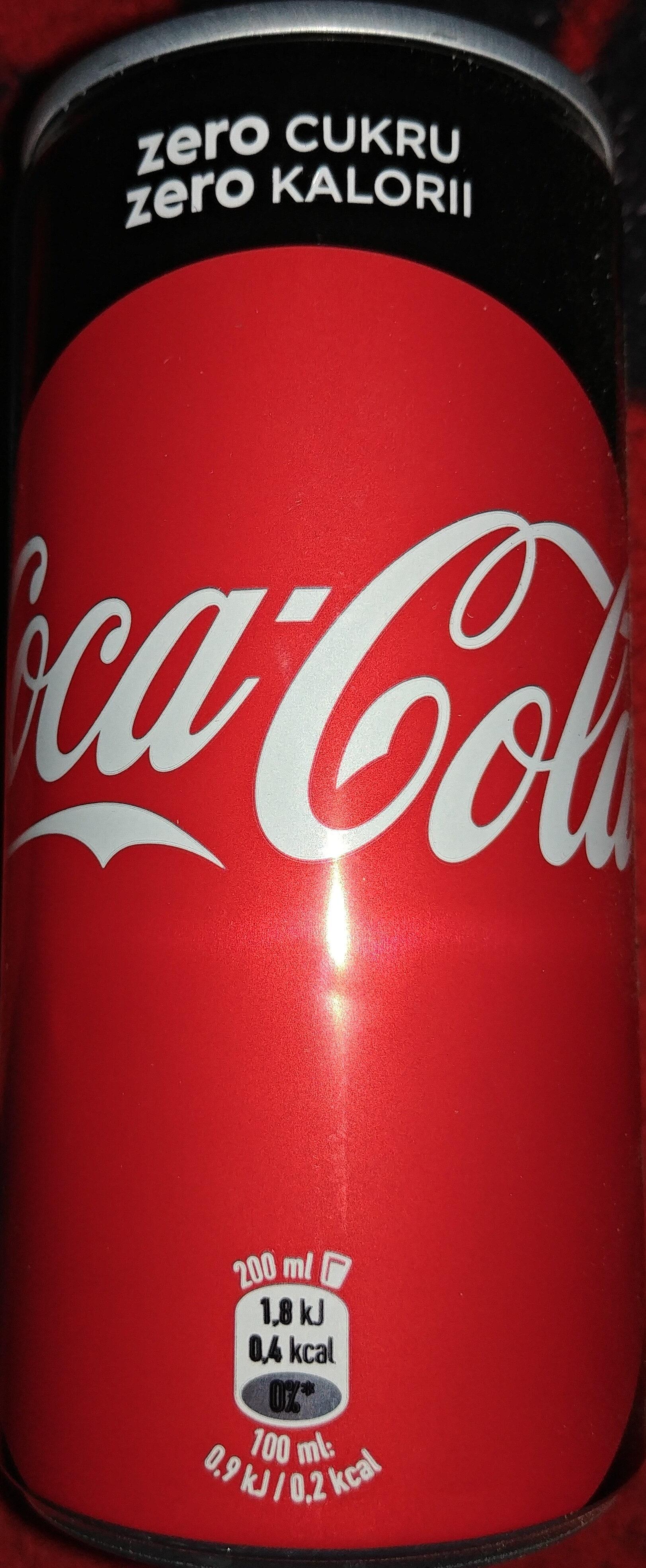 Napój gazowany o smaku cola - Product - pl