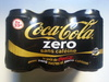 Coca-Cola Zero sans caféine - Produit