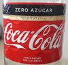 Cocacola Zero Sin Cafeina - Produit
