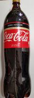 Coca-Cola Zero azúcar Zero cafeína - Prodotto - es