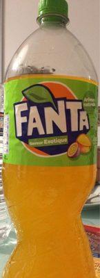 Fanta - Prodotto - fr