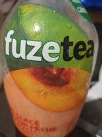 Fuze Tea Ready To Drink Peach - Produto - fr