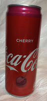 Coca-Cola Zero Cherry - Producto - fr