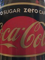 Coca - Cola Zero Koffeinfrei - Product - fr
