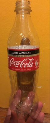 Coca zéro sans caféine - Produit