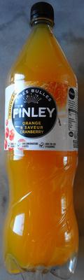 Boisson Orange saveur cranberry - Product - fr