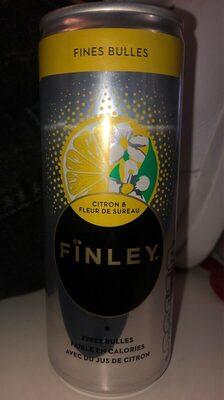 Finley Citron & Fleur de sureau - Produit