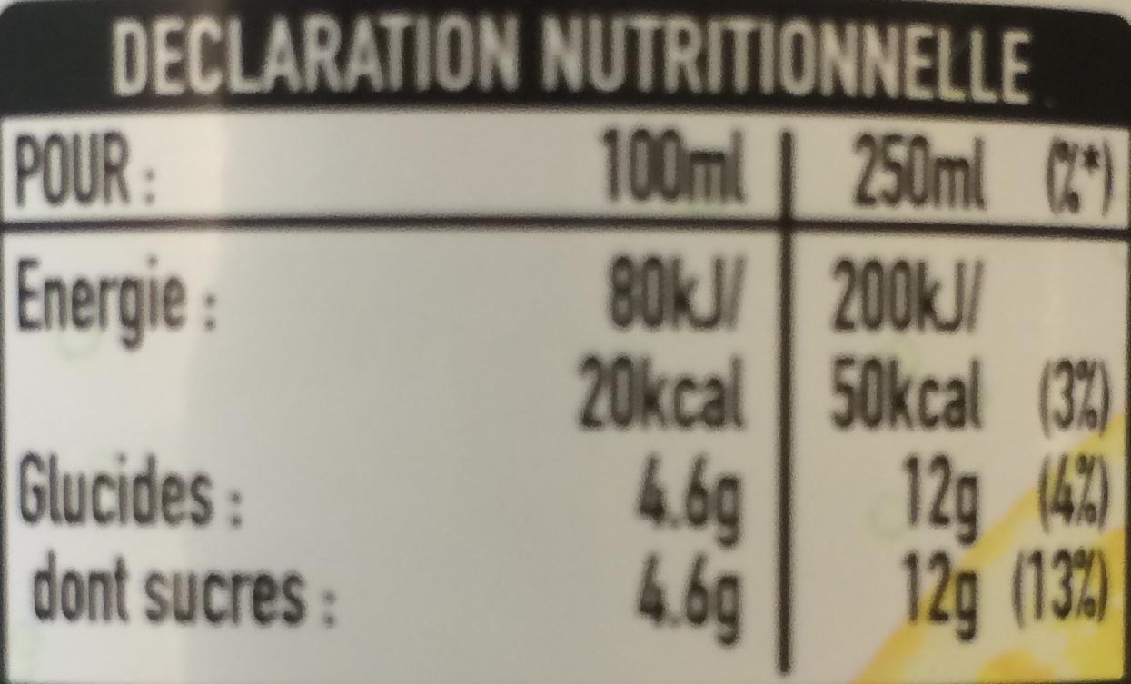 finley citron & fleur de sureau - 500 ml