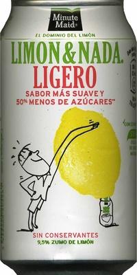 Limón&nada ligero - Produit - es
