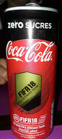Coca Cola Zéro - Produkt - en
