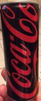 Coca-Cola zéro - Product - fr