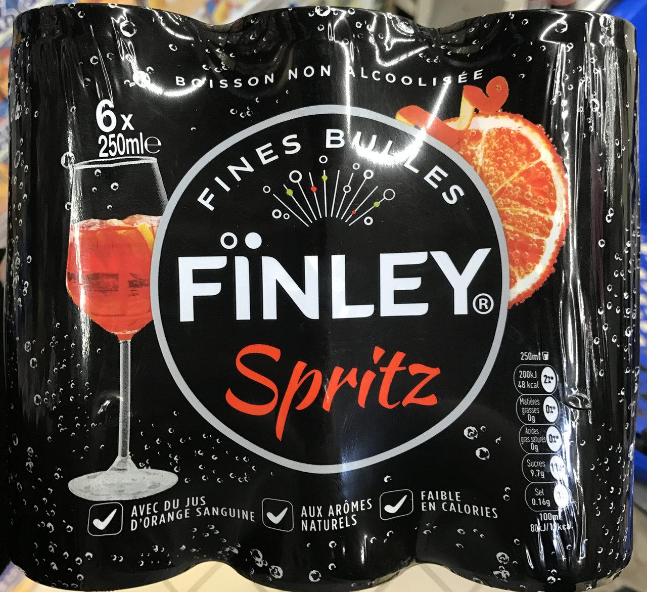 Fines Bulles Spritz - Produit