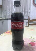 Coca Cola Zero Azúcar - Prodotto - es
