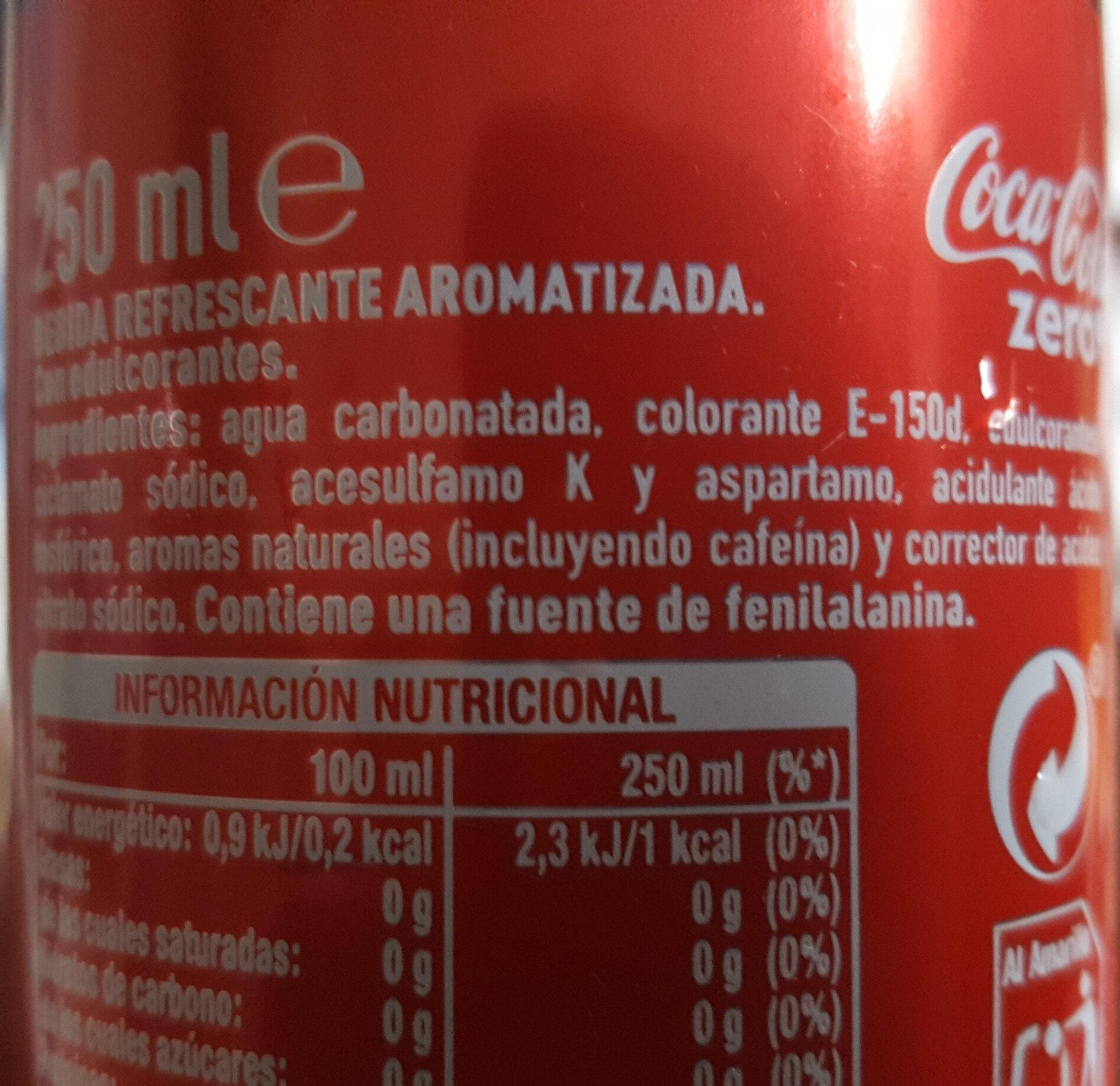kalorier i cola