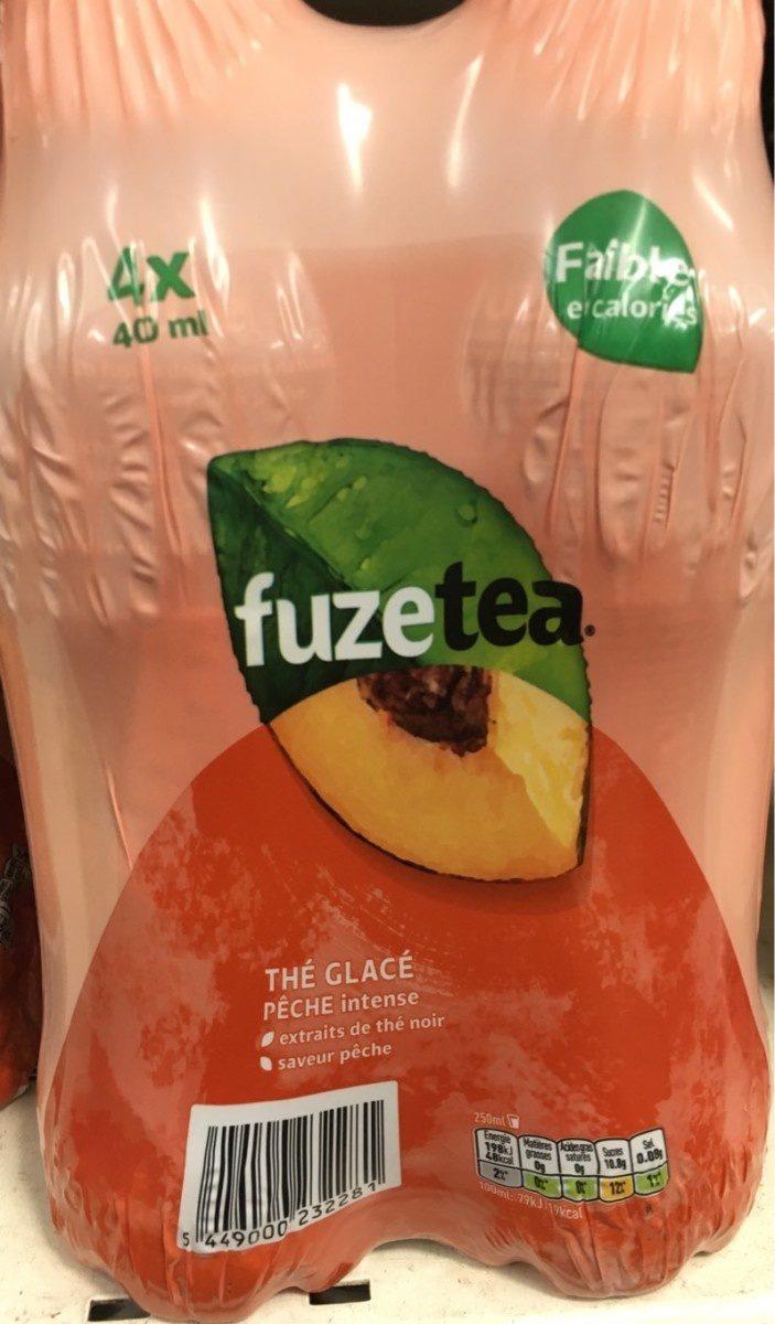 Fuzetea thé glacé - Product