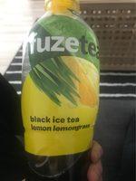 Black ice tea lemon - Product - fr
