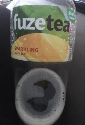 Sparkling Black Tea - Product