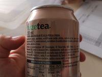 Fuze tea - Ingredients